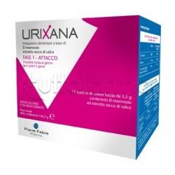 Urixana Pro Integratore Fermenti Lattici per Vie Urinarie 60 Bustine