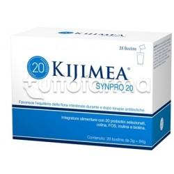 Kijimea Synpro 20 Fermenti Lattici per Antibiotici 28 Bustine