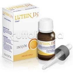 Lutein D3 Gocce 15ml