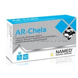 Named AR-Chela 30 Compresse