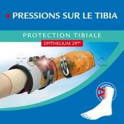 Epitact Protezione Tibiali Silicone 2 pezzi