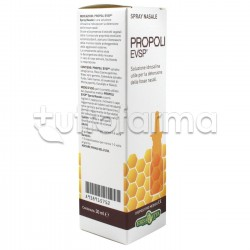 Erba Vita Propoli Evsp Spray Nasale Decongestionante 20 Ml