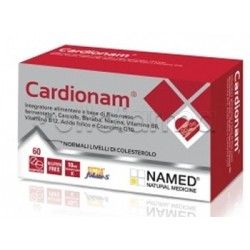 Named Cardionam 60 Compresse
