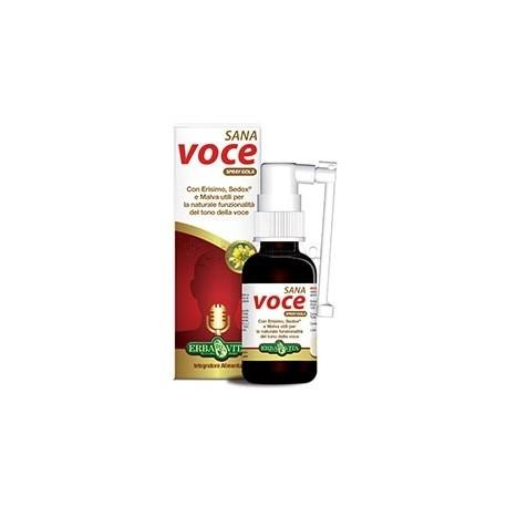 Erba Vita Sana Voce Spray Gola 30 Ml