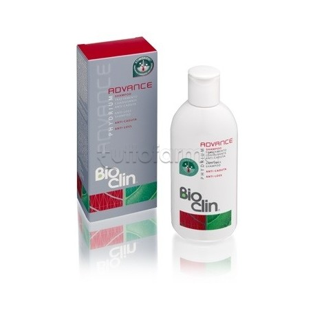 Bioclin Phydrium Advance Shampoo Anticaduta 200 ml
