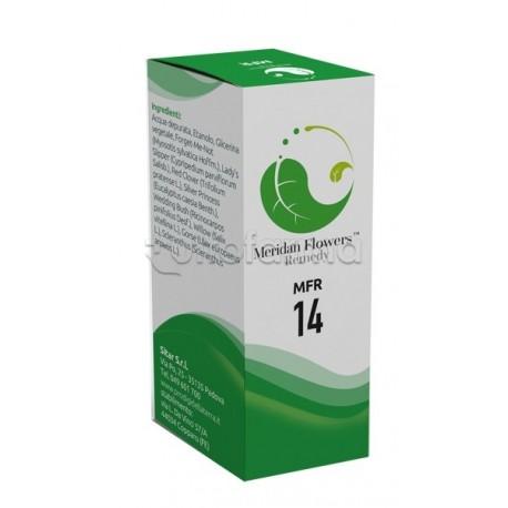 MFR 14 Meridian Flowers Remedy Gocce 30ml