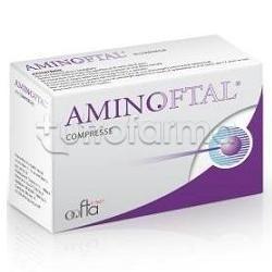 Aminoftal Integratore con Aminoacidi 45 Compresse