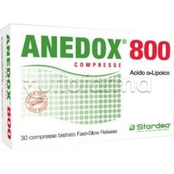 Anedox 800 Integratore Antiossidante 30 Compresse 28584950a228