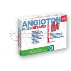 Angioton Plus Retard Integratore per Gambe 30 Compresse