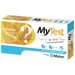 MyTest Celiachia Mylan autotest per determinazione celiachia