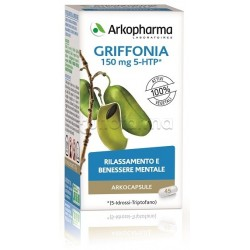 Arkocapsule Griffonia Integratore per Relax 45 Capsule