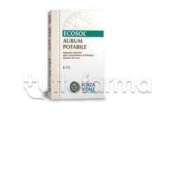 Aurum Potabile Ecosol Integratore Gocce 10ml