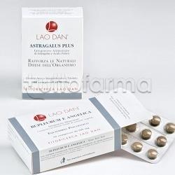 Astragalus Plus Integratore per Difese Immunitarie 60 Compresse