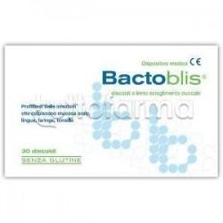 Bactoblis Integratore 30 Compresse Orosolubili
