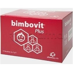 Bimbovit Plus Integratore 15 Bustine