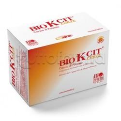 Bio K Cit Forte Integratore con Potassio 30 Bustine
