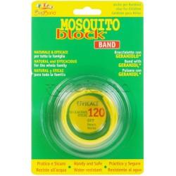 Esi Mosquito Block Band Bracciale Repellente 1 Bracciale