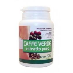Caffè Verde Estratto Puro Integratore 60 Capsule