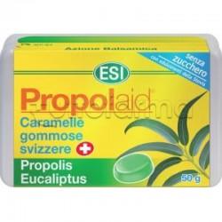 Esi Propolaid Caramelle Propoli + Eucalipto Benessere Gola 50g