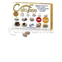 Calofase Integratore per Digestione 20 Compresse