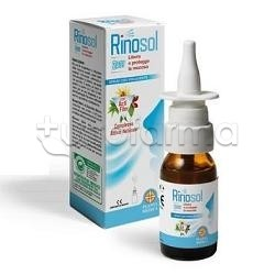 Rinosol 2 Act Spray Nasale 15ml