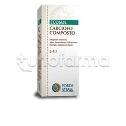 Cardepat-T Ecosol Integratore per Fegato 60 Compresse