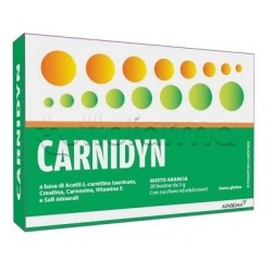 Carnidyn Integratore 20 Bustine