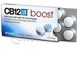 CB12 Boost 10 Chewing-Gum