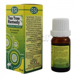 Esi Tea Tree Oil 100% Puro Antisettico Naturale 10 ml