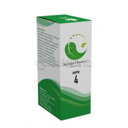 MFR 4 Meridian Flowers Remedy Gocce 30ml