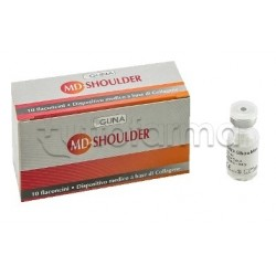 Guna MD Shoulder con Collagene 10 Flaconcini