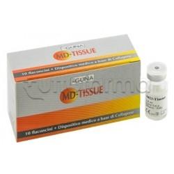 Guna MD Tissue con Collagene 10 Flaconcini