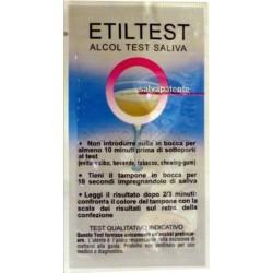 EtilTest Etilometro Alcool Test Saliva