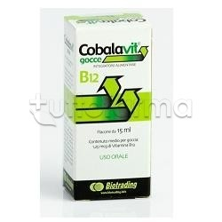Cobalavit Integratore Vitamina B12 Gocce 15ml