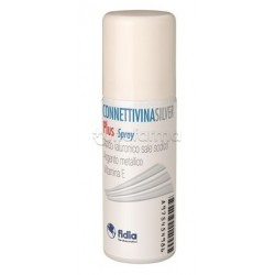 Connettivina Silver Spray Guarigione Ferite 50 Ml