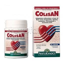 Colesan Integratore per Colesterolo 60 Capsule