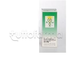 Fitomega Sin 19 Gocce 50ml