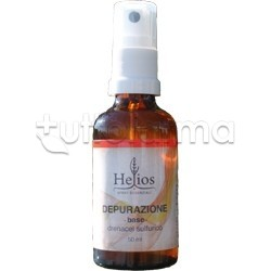 Helios Depurazione Base Drenacel Sulfurico 50ml