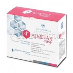 Almetax Integratore 30 Compresse