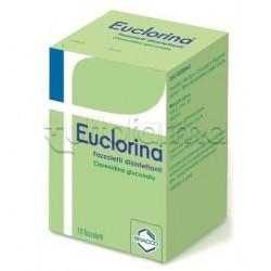 Euclorina 10 Fazzoletti Disinfettanti