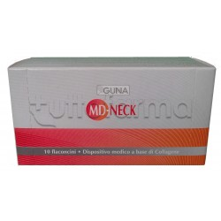 Guna MD Neck con Collagene 10 Flaconcini