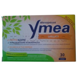 Ymea Vitality Integratore per Menopausa 30 Capsule