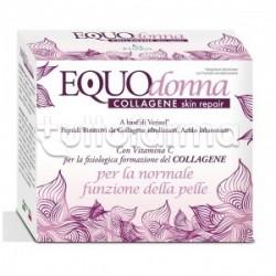 Equodonna Collagene Skin Repair Idratante Antirughe 20 Bustine
