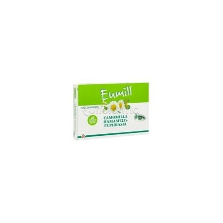 Eumill Gocce Oculari Rinfrescanti e Lenitive 10 Flaconcini Monodose
