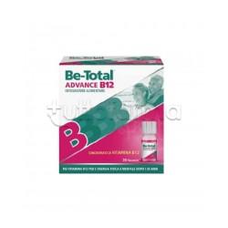 Be-Total Advance B12 Integratore con Vitamina B12 30 Flaconcini