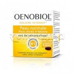 Oenobiol Solaire Intensif Integratore per Abbronzatura 30 Capsule