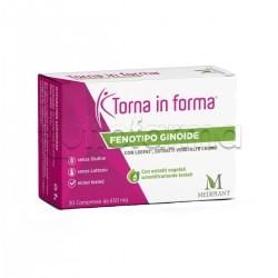 Torna in Forma Fenotipo Ginoide 30 Compresse