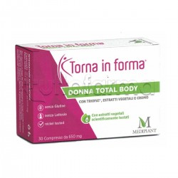 Torna in Forma Donna Total Body 30 Compresse