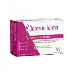 Torna in Forma Metabolik Epatic 30 Capsule