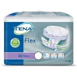 Tena Flex Maxi Pannolino Misura Media 22 Pezzi